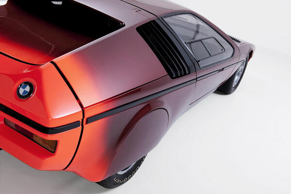 Twitter / BMWBorger: #BMW Braque Turbo Rear ... ...