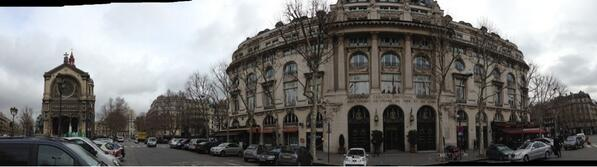 Nice location of #e20s in Paris http://t.co/GQEf0a276b