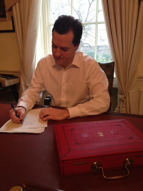 Thumbnail for HM Treasury's #Budget2013