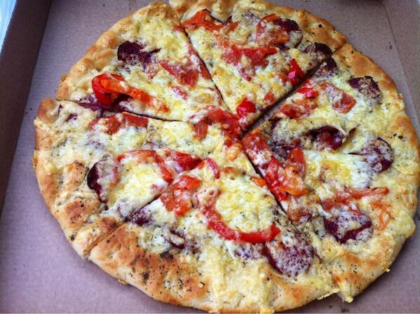 Пиццерия пепперони во владимире меню