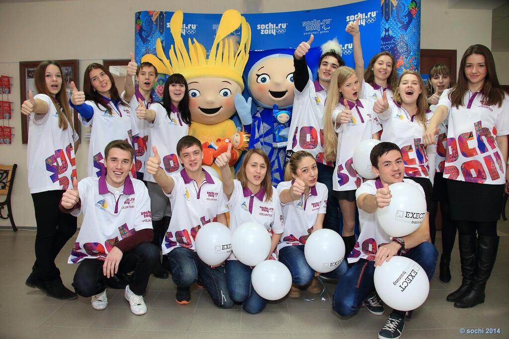 Twitter / Sochi2014PM: #Sochi2014 paralympic mascots ...