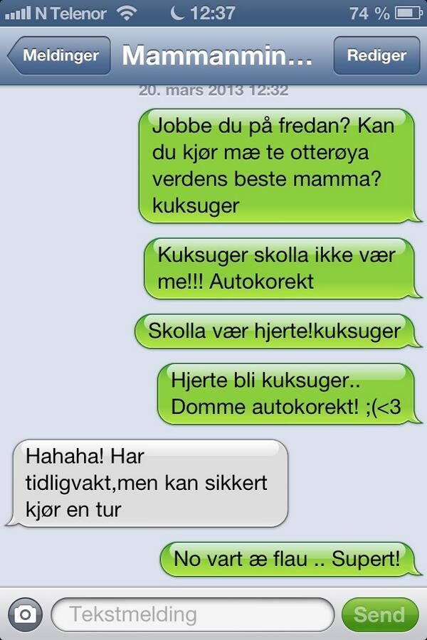 datingsider test sms sex norge