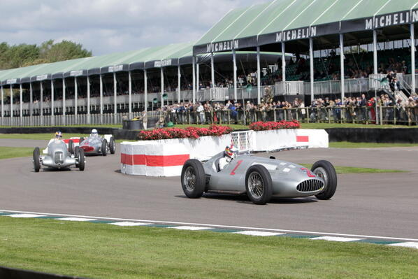 Goodwood Press Day 2013: motor sport's finest hours with Mercedes-Benz Classic --> http://t.co/DiI1ujBuOl http://t.co/qwFHzi0O6U