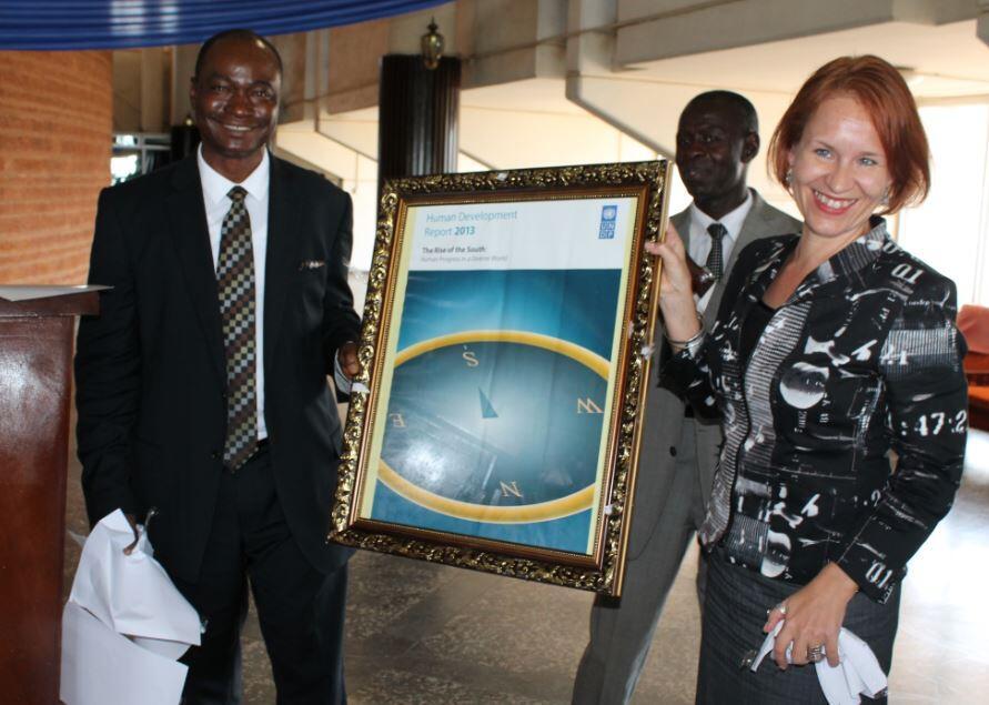 Twitter / UNDP: PHOTO: We're happy to launch ...