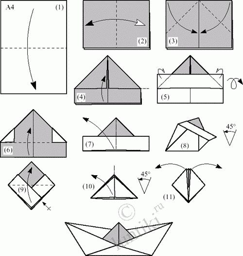 Оригами инструкция по применению