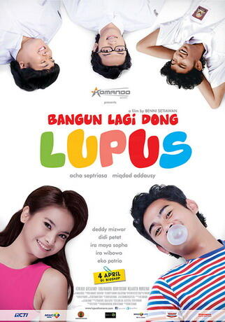 download film Bangun Lagi Dong Lupus indowebster