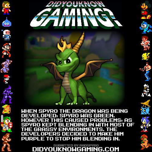 did you know gaming spyro - photo #1