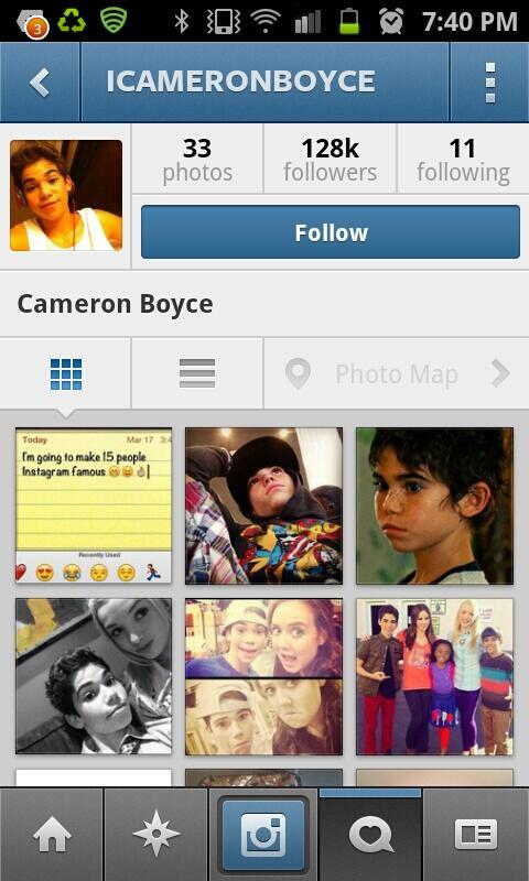 Make a fake instagram profile