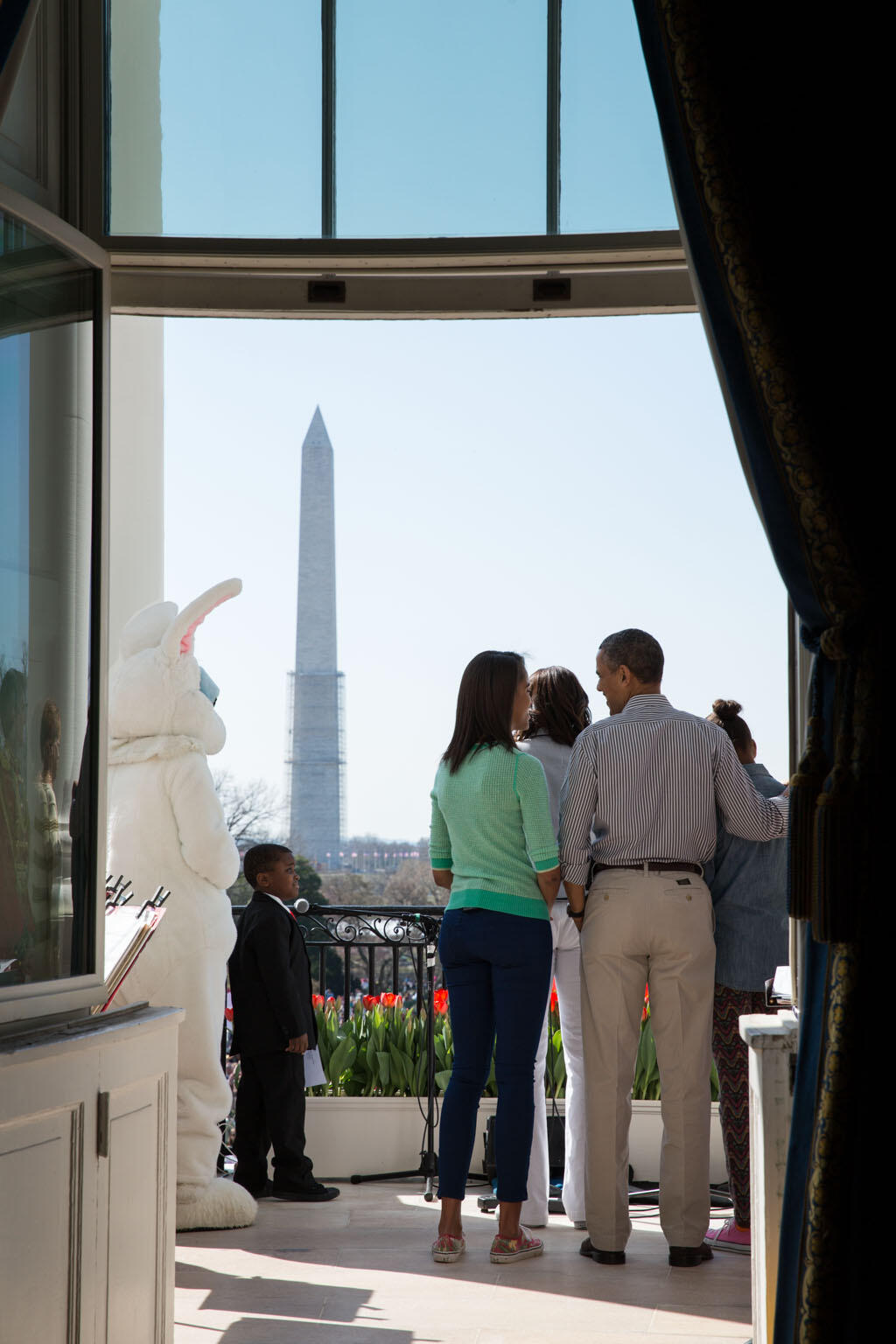 Twitter / whitehouse: Photo of the Day: The Obamas ...