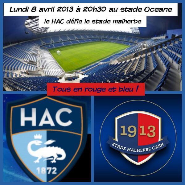 [31e journée de L2] Le Havre 1-1 SM Caen BG1AChBCMAALSAI