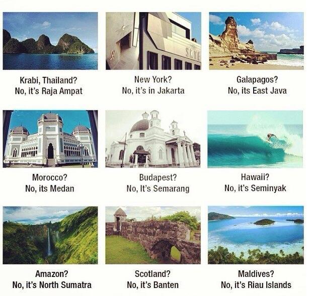 Twitter / tmc_world: Vergeet de Galapagos eilanden, ...