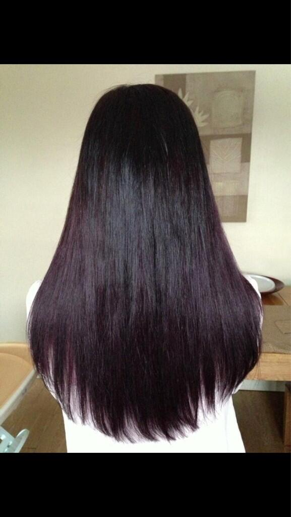 Claire Wardman Hair On Twitter Superdrug Hair Dye Cosmic Purple