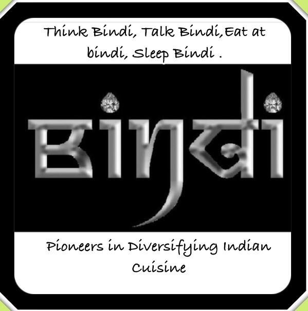 Twitter / BindiRestaurant: If you're Making a trip to ...