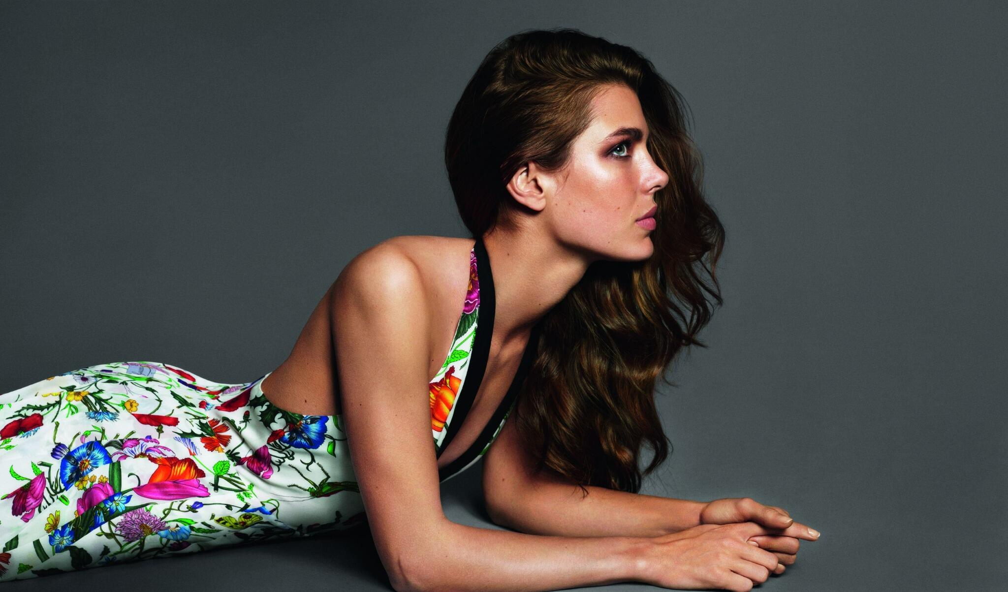 Twitter / gucci: Charlotte Casiraghi is a vision ...
