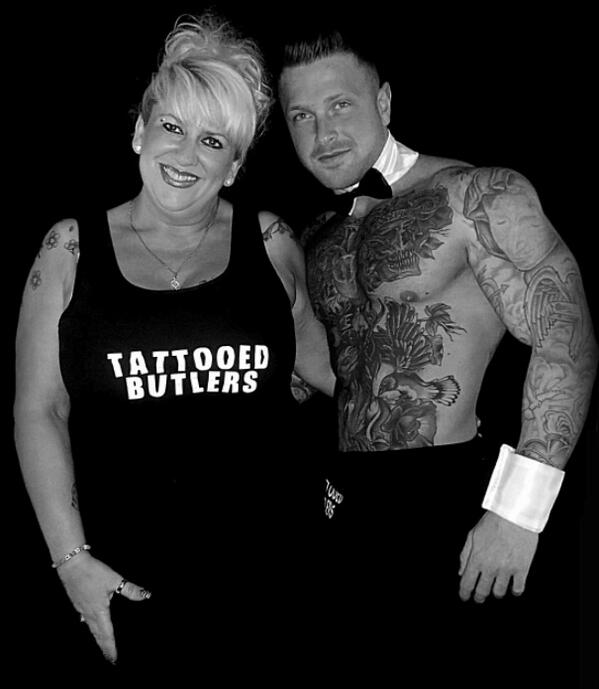 Hot Tattoo Young Hot Milf