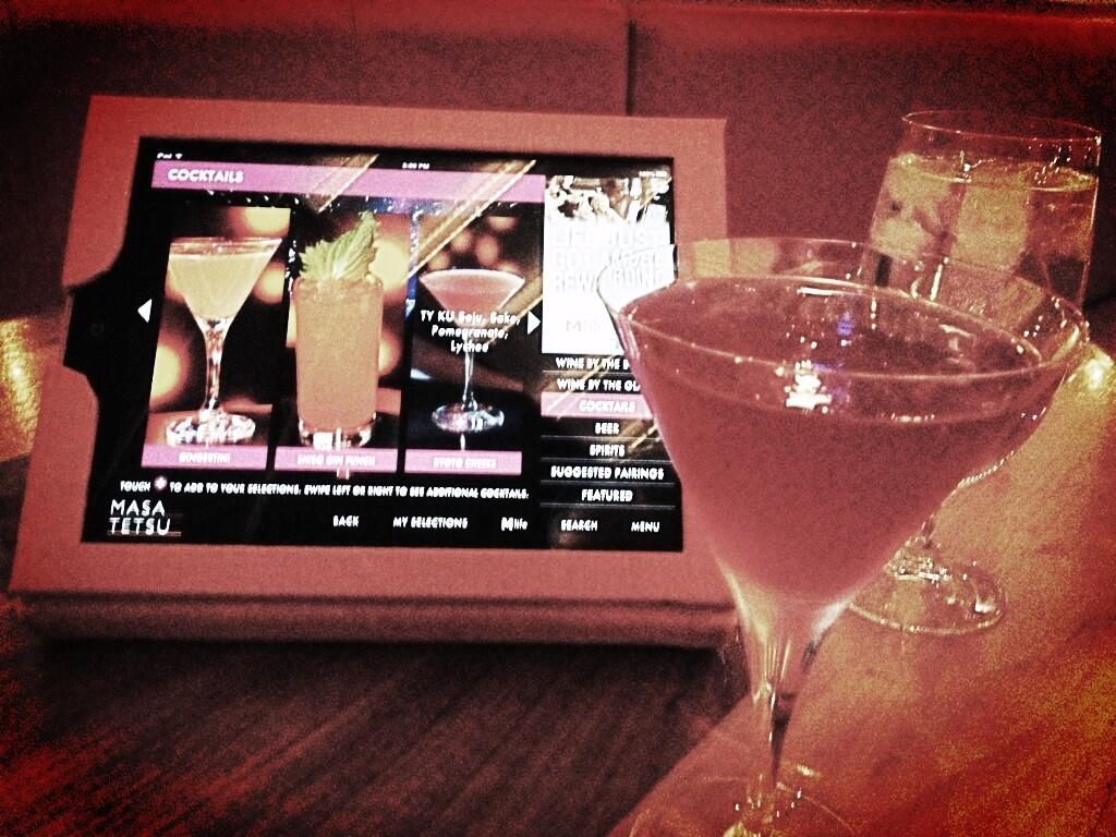 Twitter / NYCmixology: @TeamTYKU enjoying a Kyoto ...