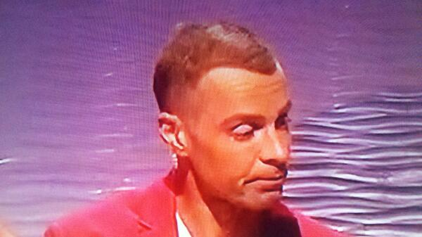 Congratulate, the joey lawrence shaved head this brilliant