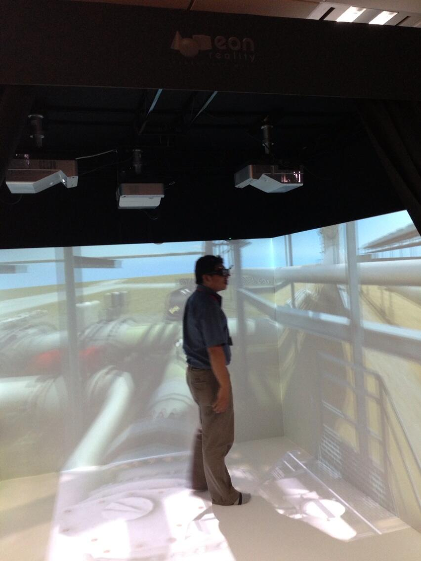 Twitter / zongtwi: @innoveam at @EONRealityInc ...