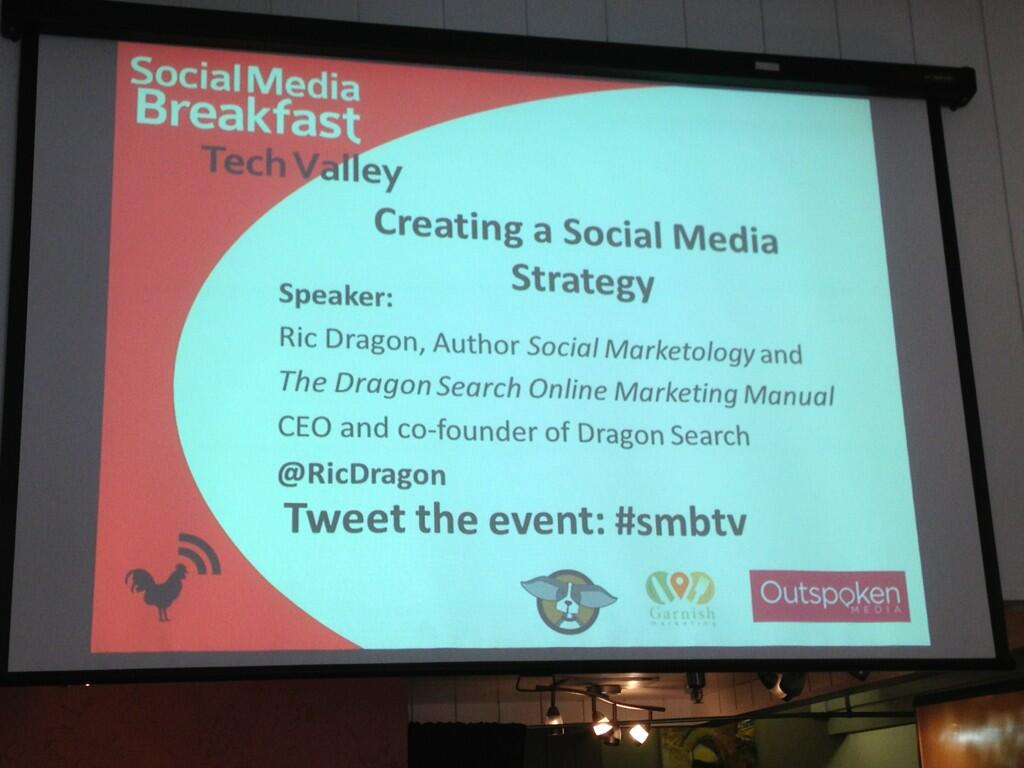 Twitter / AbeUchitelle: Excited to be at #SMBTV with ...