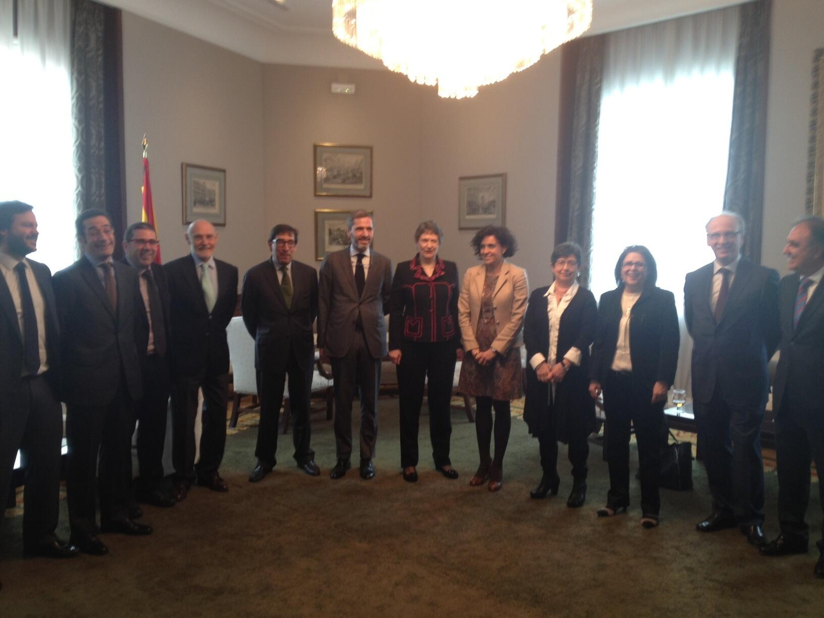 Twitter / HelenClarkUNDP: Met with Members of Parliament ...