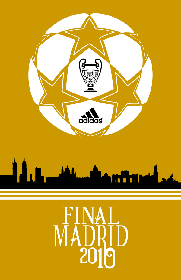 adidas football on twitter madrid 2010 the official uefa championsleague final adidasfinale match ball http t co uqjgu8qx4t madrid 2010 the official uefa