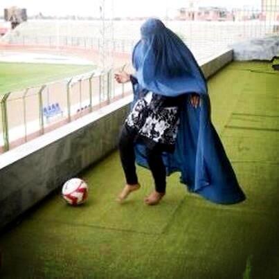 Twitter / PShamal: #Afghanistan women football ...