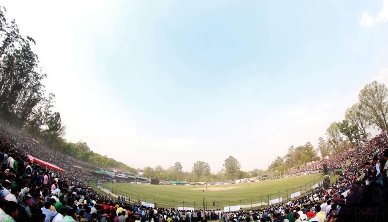 Twitter / aakarpost: #ACCT20: Nepal vs Afghanistan. ...