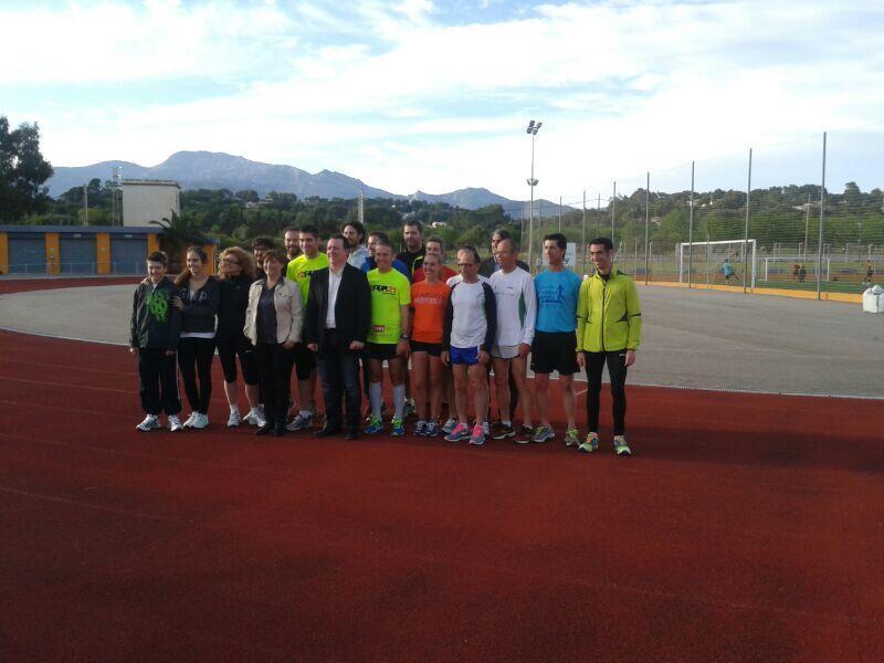 Twitter / galletas_quely: Runners solidarios se unen ...