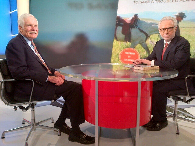 Twitter / wolfblitzer: Ted Turner -- the man who created ...