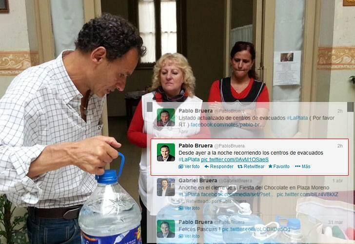 Twitter / marcelopasetti: Sin palabras. El tuit de Bruera ...