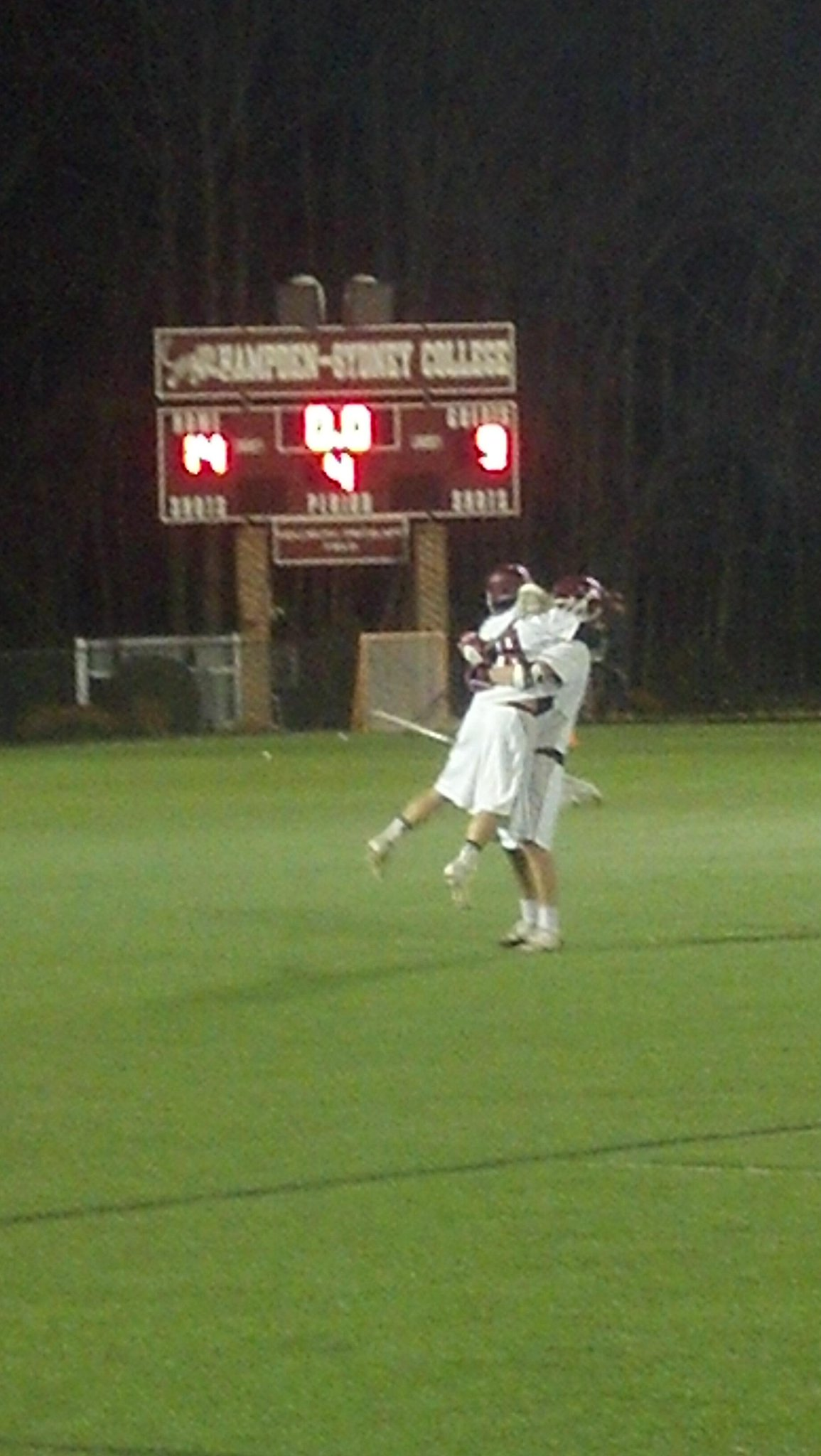 Twitter / HSC1776: Tigers beat Macon, 14-9 ...