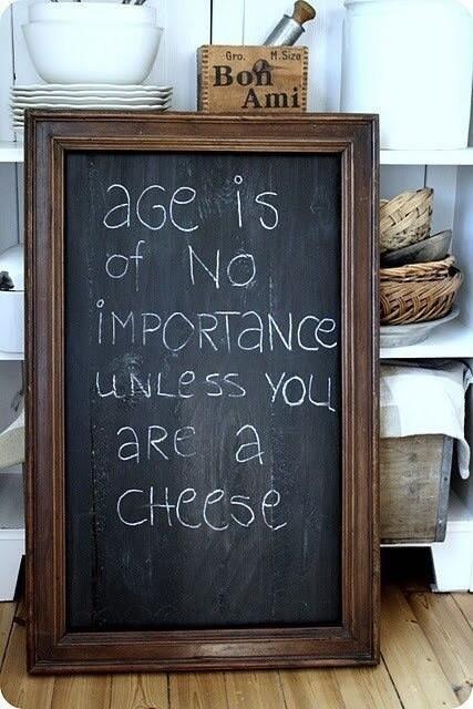Twitter / JoyAndLife: Age is of no importance unless ...
