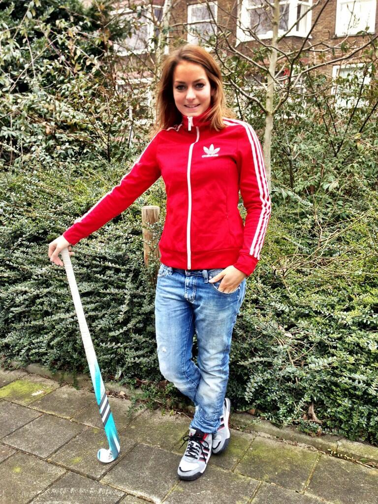 Eva de Goede is opnieuw beste hockeyster van de wereld ... |Eva De Goede