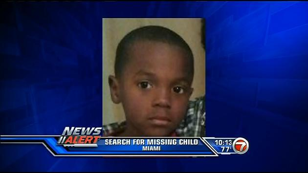 Twitter / wsvn: MIAMI -- UPDATE: 8-year-old ...
