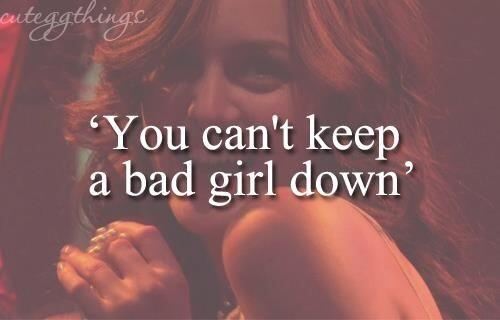 Woman need to be strong
