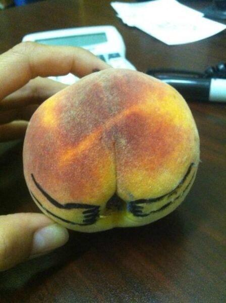 Twitter / stan_chow: #funny #bitrude #fruit ...