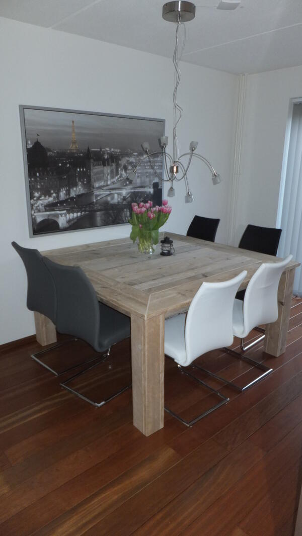 Vierkante Eettafel 150x150 Cm.Jl Meubelmaatwerk Jlmeubelmaatwer Twitter