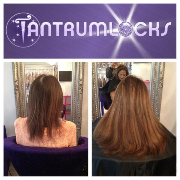 Tantrum Extensions On Twitter Tantrum Hair Extensions Using
