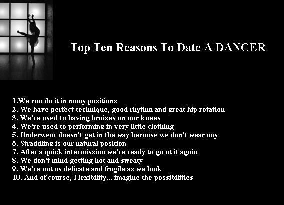 10 reasons to date