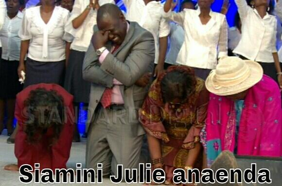 Twitter / masaku_: Julie Gichuru is leaving citizen ...