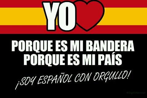 Orgullo Espanol On Twitter Y Si Para Ti Esto Es Ser Facha