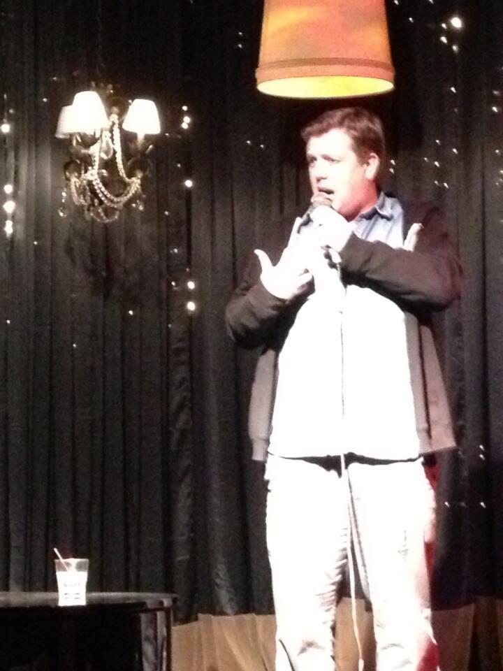 Twitter / 1MJ: Comedian @JaredLogan ...