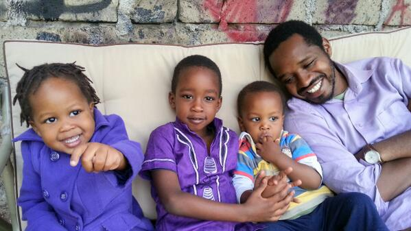 My troops rocking purple in support of international epilepsy awareness day #purpledayKE http://t.co/CsF6pq39bN