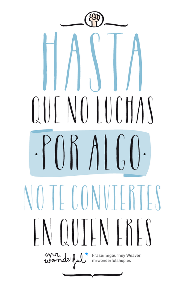 Mr Wonderful On Twitter Una Frase Le Da En El Libro De