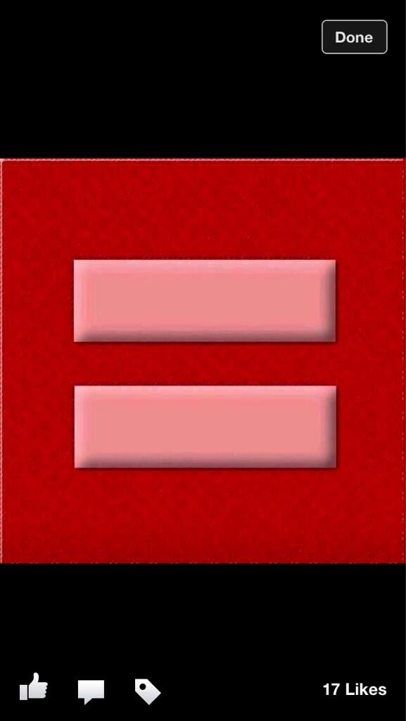 Retweet if you support marriage equality!!! http://t.co/F4ETFn4vFZ