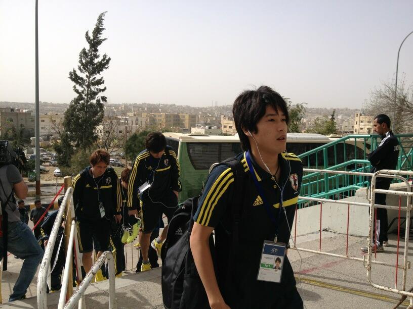 Twitter / jfa_samuraiblue: ワールドカップ最終予選 ...