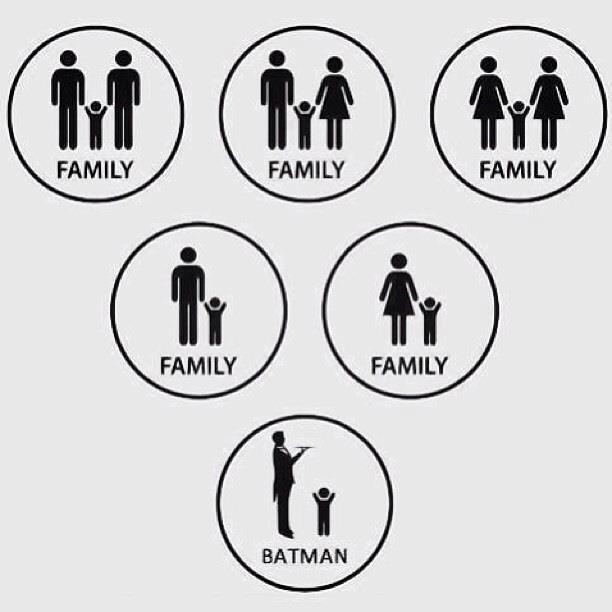 Twitter / JMOTA3: The difference between families ...