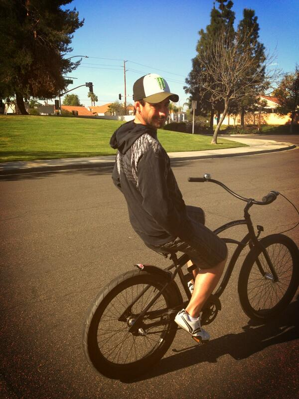 Ashleigh Hopkins On Twitter I Can Ride My Bike With No