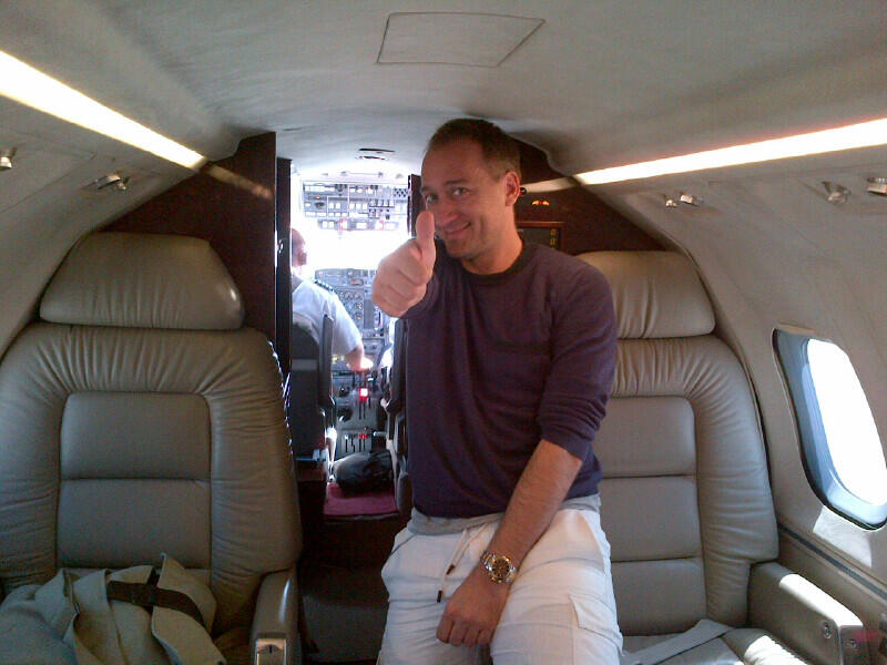 Twitter / paulvandyk: Leaving Miami... what a week. ...