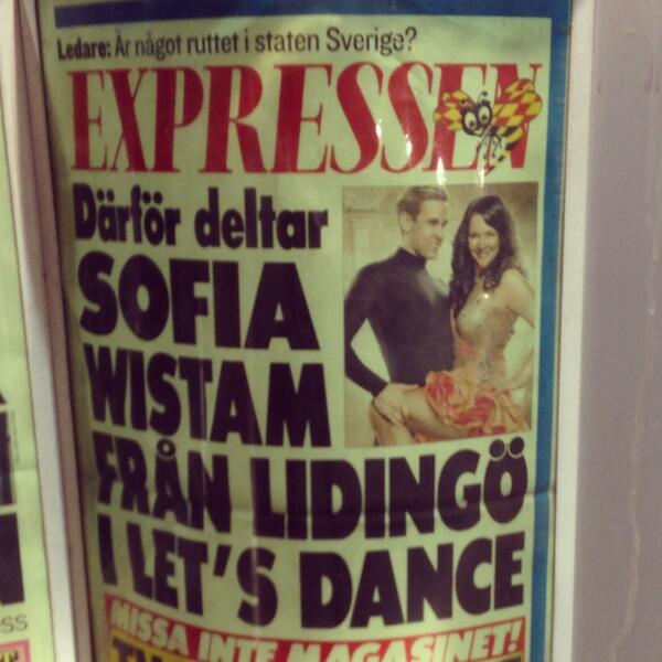 Sofia Wistam On Twitter Nu är Jag Tillbaka Här På Twitter Laddad